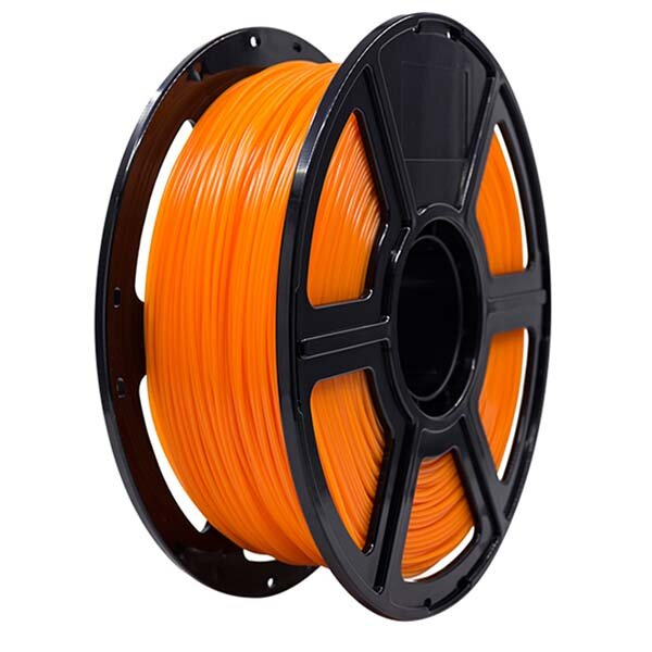 PLA Flashforge Orange TRANSPARENT 1,0kg 1,75mm