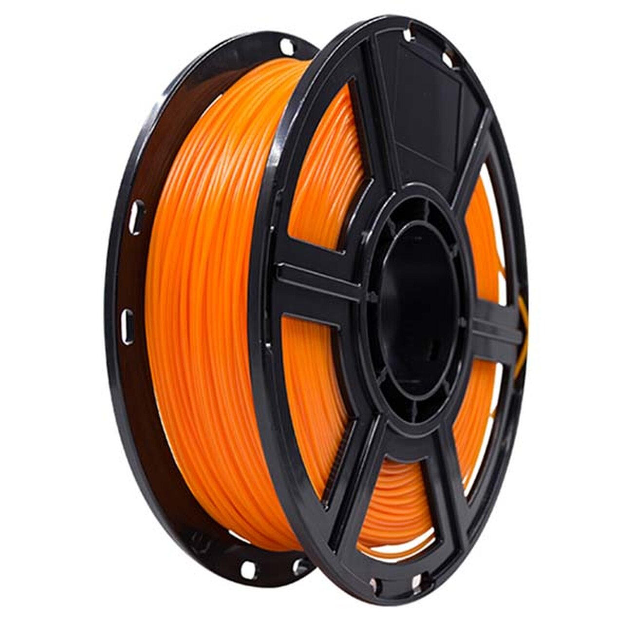 PLA Flashforge Orange TRANSPARENT 0,5kg 1,75mm