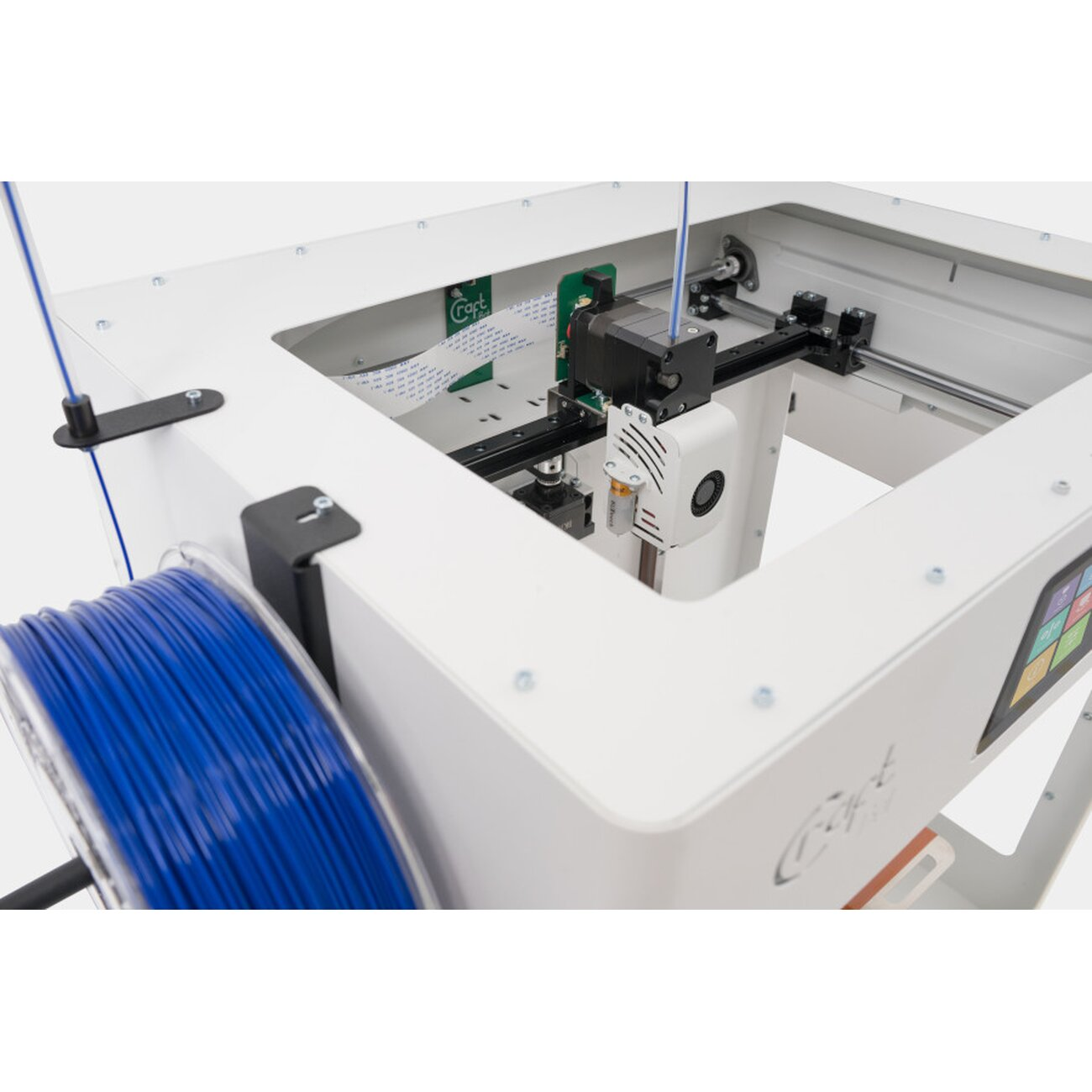 Craftbot Flow XL Single Extruder 3D-Drucker (Startpaket)